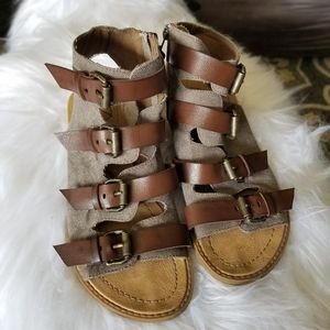 ❣Blowfish size 6 strappy high top sandals
